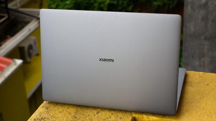 Mi Notebook Ultra back