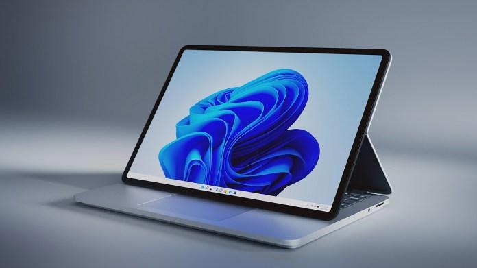 Microsoft Surface Laptop Studio Hero