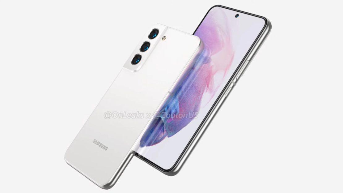 Samsung Galaxy S22 Leaked Design OnLeaks 5