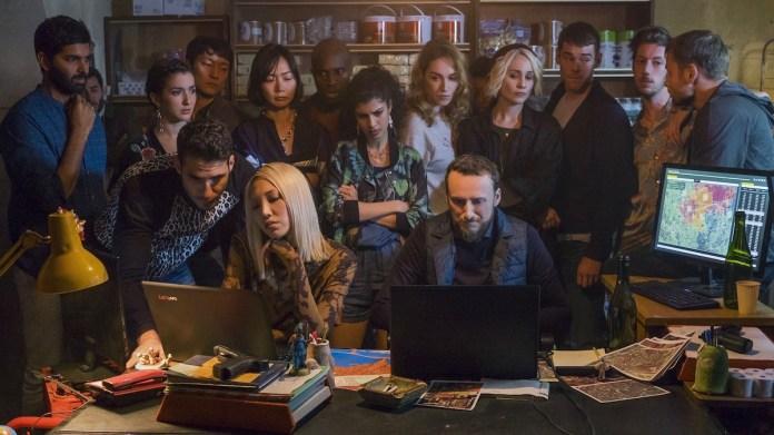 Sense8 finale on Netflix