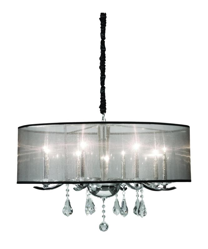 Shown In Chrome Finish And Pure Crystal Droplets