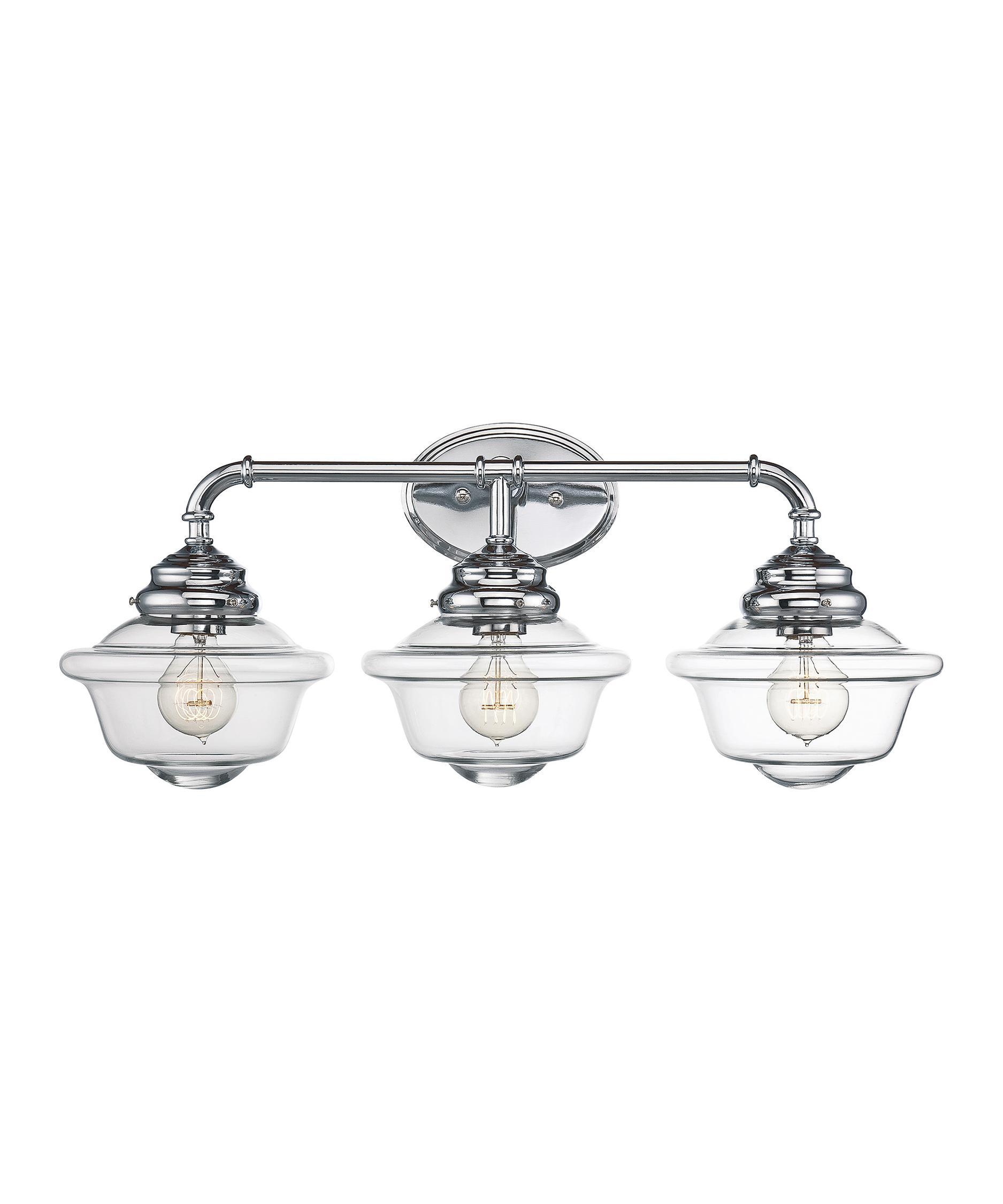 Savoy House 8 393 3 Fairfield 26 Inch Bath Vanity Light