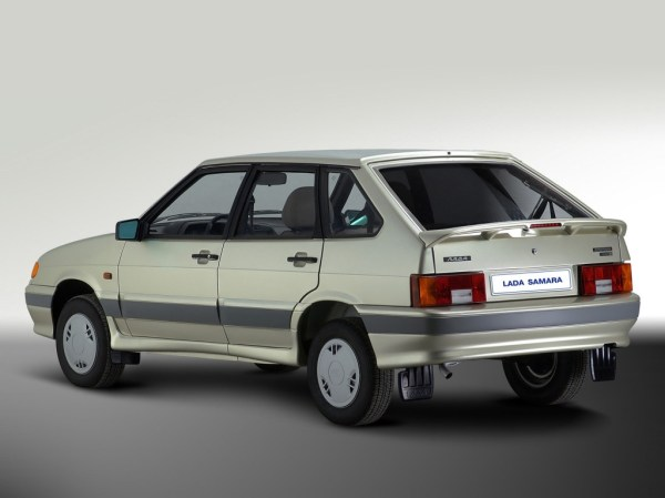 My perfect Lada Samara 2114. 3DTuning - probably the best ...
