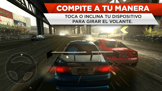 need for speed most wanted captura de pantalla 4