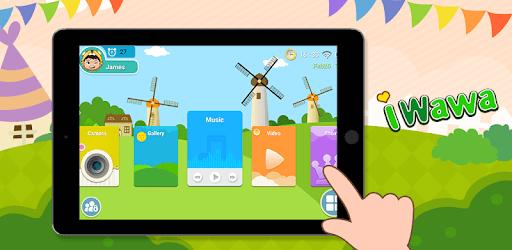 愛娃娃 iWawa (兒童桌面, 兒童模式) 5.5.4:下載Android APK   Aptoide