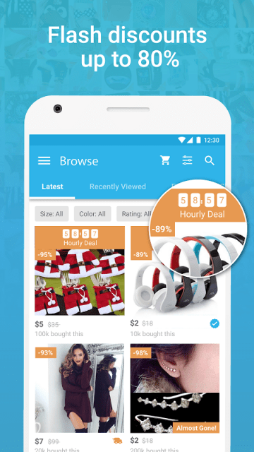 Wish Shopping Made Fun Download APK For Android Aptoide