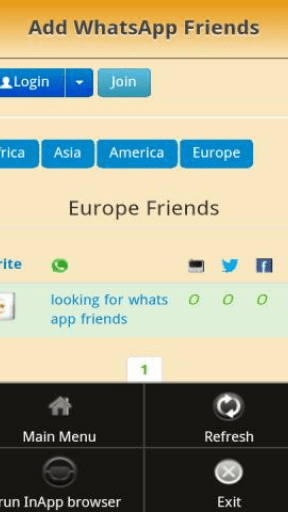 Hi, WhatsApp Friends | Download APK for Android - Aptoide