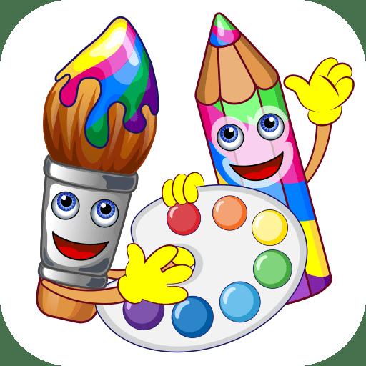 تحميل Apk لأندرويد آبتويد رسم ألوان تلوين للأطفال1028