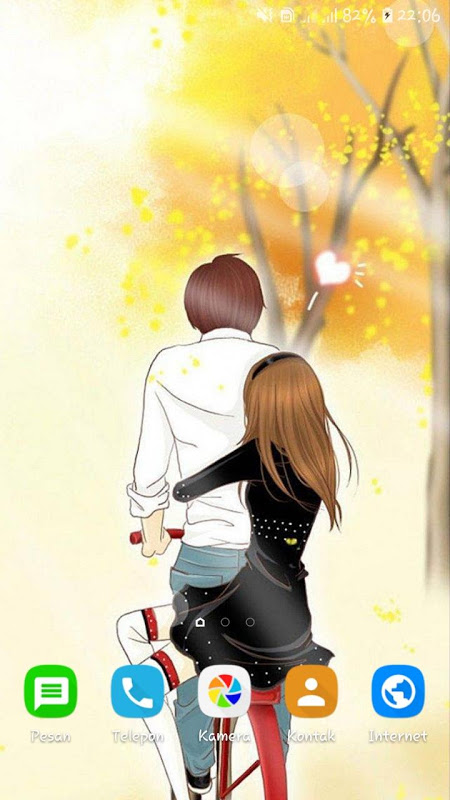 Romantic Anime Couple Wallpapers Hd 1 3 Download Android Apk Aptoide