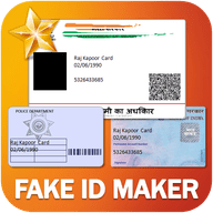 Fake ID Card Maker For India 11 Download APK For Android