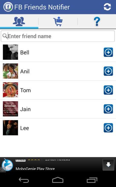 Facebook Friends Notifier | Download APK for Android - Aptoide