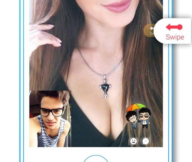 Omega Random Video Chat Omegle Screenshot 2