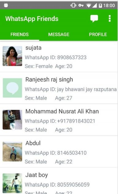 New Friends For WhatsApp | Download APK for Android - Aptoide