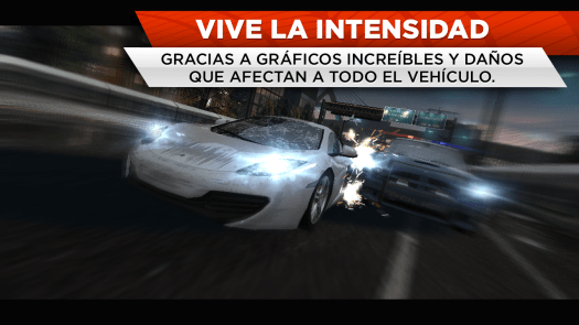 need for speed most wanted captura de pantalla 5