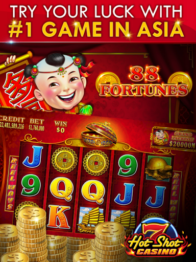 Hot Shot Casino Free Slots™   Download APK for Android ...
