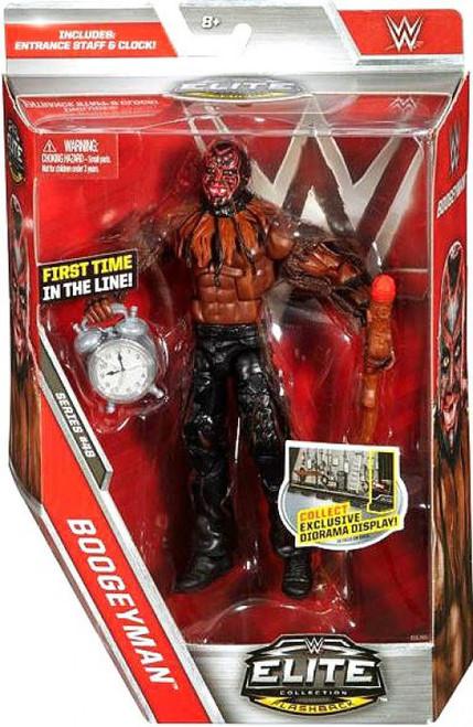 WWE Wrestling Elite Series 48 Boogeyman 6 Action Figure