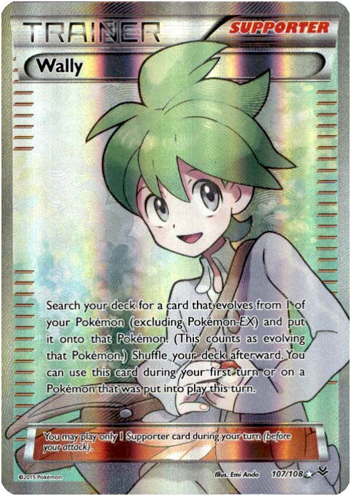 Pokemon X Y Roaring Skies Single Card Ultra Rare Holo Full