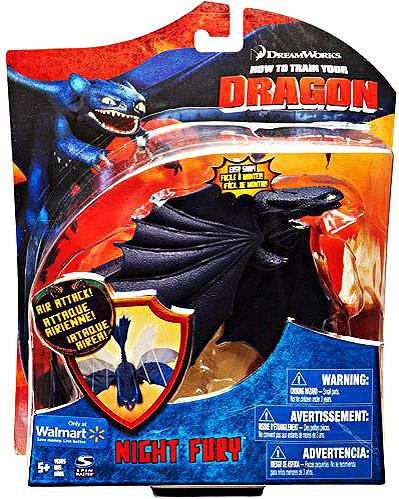 How To Train Your Dragon Series 1 Deluxe Night Fury