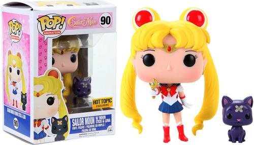 Funko Sailor Moon POP Animation Sailor Moon With Moon
