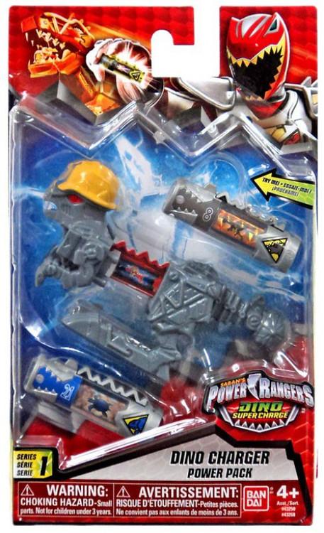 Power Ranger Dino Charge Grey