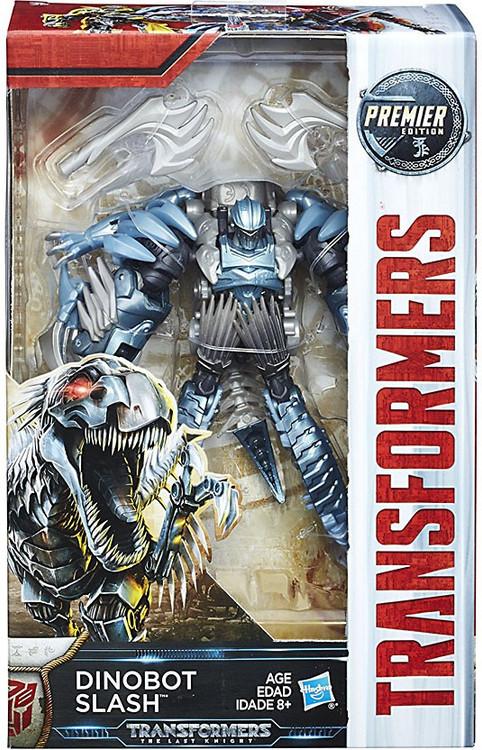 Transformers The Last Knight Premier Deluxe Dinobot Slash