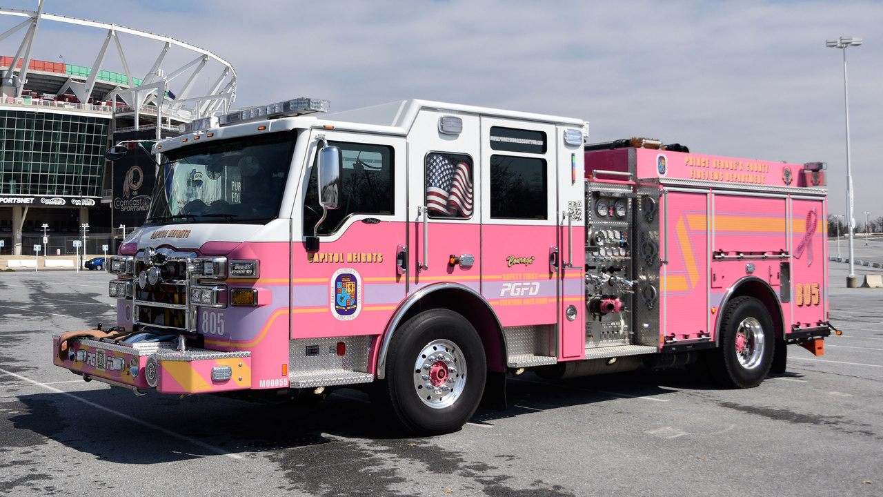 Fire Replicas Prince George's County Fire/EMS Department ...