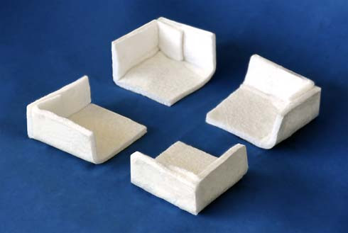 Bed Frame Corner Protectors Protect Your Box Spring Encat From Rubbing And Wear
