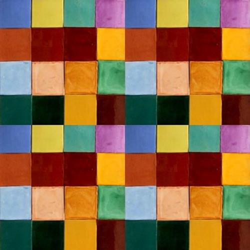 Mexican Color Tile Mix