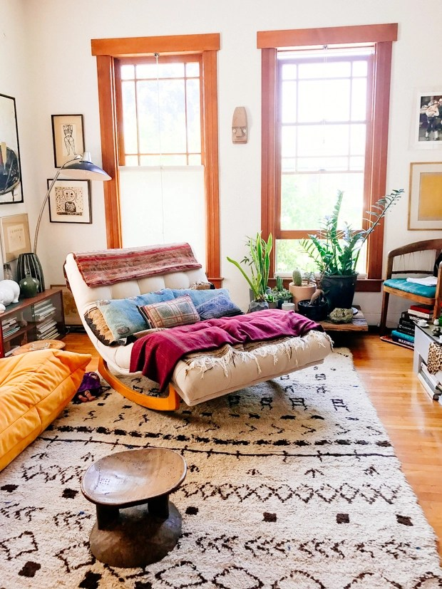 7 Inspirational Boho Living Room Designs You Have to See ... on Modern Boho Room  id=64551