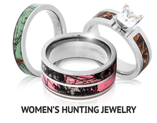 Outdoor And Camo Rings For Men And Women