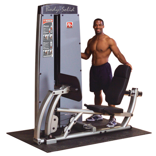 Dclp Sf Commercial Leg Press Machine Body Solid
