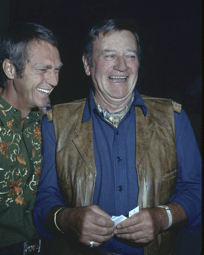 The Duke and the King of Cool (image courtesy MovieMarket)