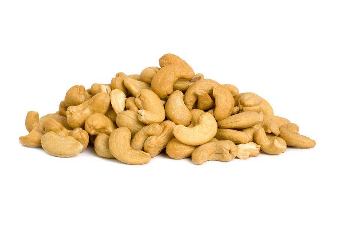 Roasted Jumbo Cashews Unsalted Sincerely Nuts