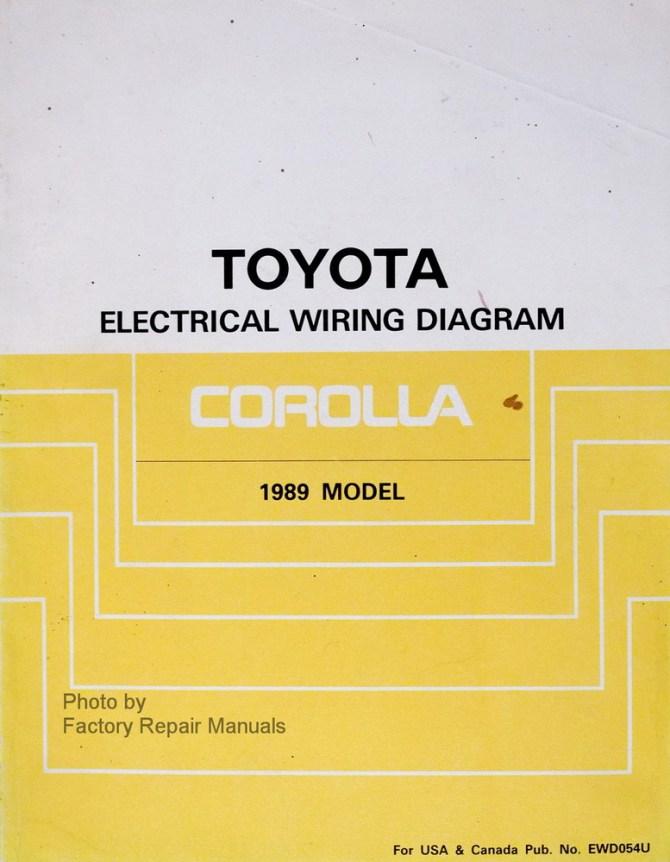 1989 toyota corolla wiring diagram  wiring diagram power