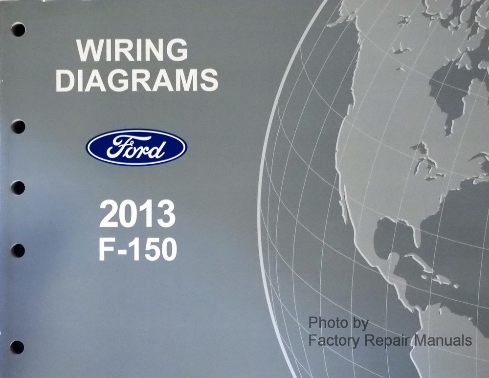 2013 Ford F150 Electrical Wiring Diagrams F150 Truck