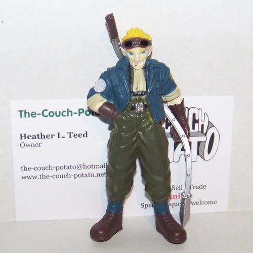 Final Fantasy VII Cid Highwind toy figure
