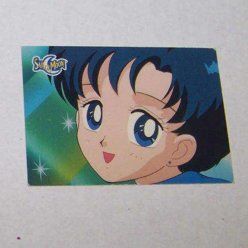 Sailor Moon Awesome Trading Cards 07