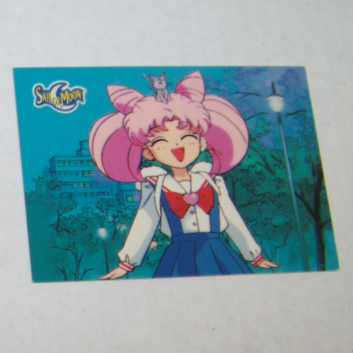 Sailor Moon Awesome Trading Cards 18