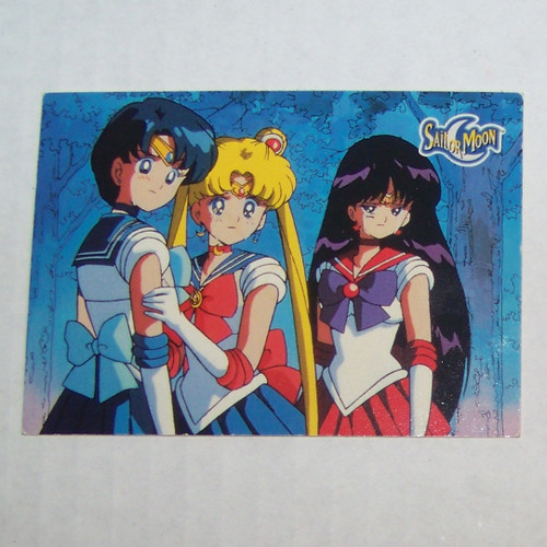 Sailor Moon Awesome Trading Cards 40