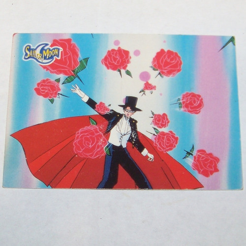 Sailor Moon Awesome Trading Cards 20