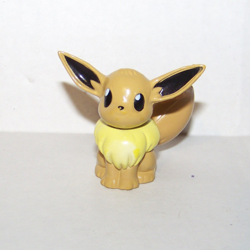 Pokemon Eevee Tomy Figure