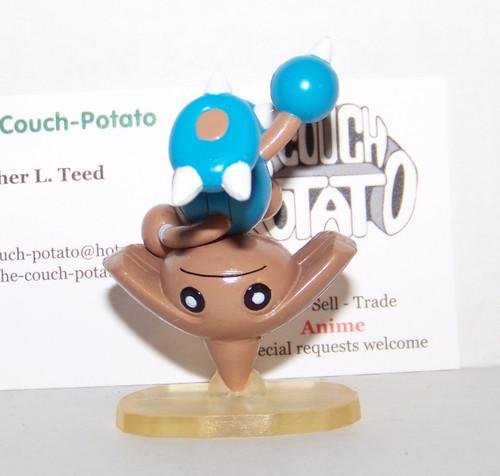 Pokemon Hitmontop Tomy Figure