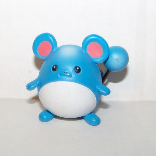 Pokemon Marill Tomy Figure