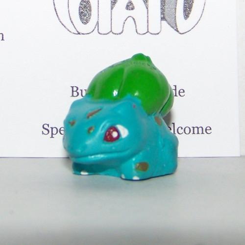 Pokemon Bulbasaur Stamp Figure