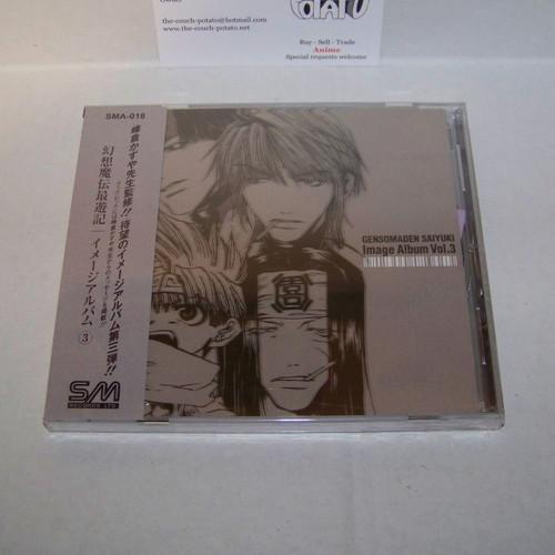 Gensomaden Saiyuki - Image Album Vol. 3