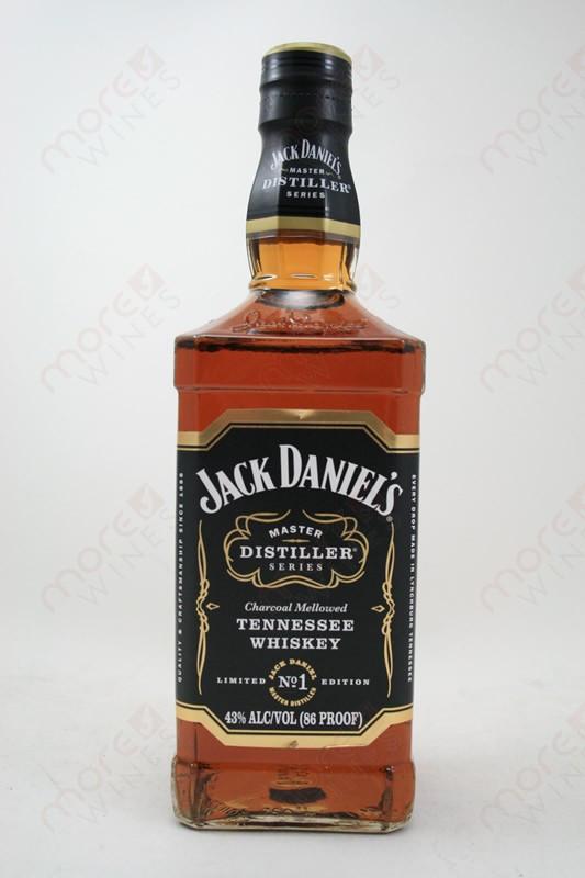 S Whiskey Master Jack Distiller No Series 1 Daniel