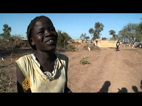 The difficult journey to southern Sudan