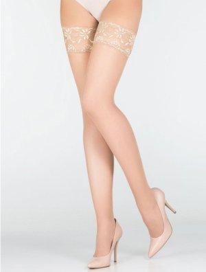 reducere Ciorapi cu banda adeziva Marilyn Erotic 15 den, cel mai mic pret