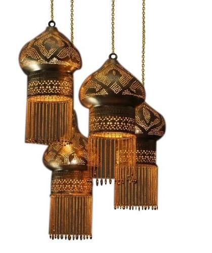 Morrocan Light Fixtures