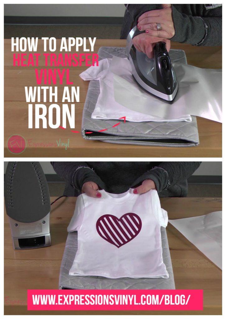 Holographic Vinyl Iron